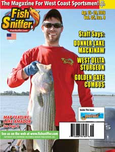 The Fish Sniffer Cover 2016